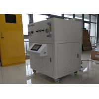 Buy cheap Max 1600℃ Vertical High Temperature Tube Furnace HY - LZG1516 With Sealing from wholesalers
