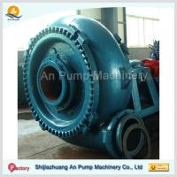 Quality stainless steel expeller seal dry sand pump for sale