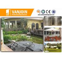 Quality Eco-friendly Sound Insulation Fireproof Modern Prefab Houses Villa System for sale