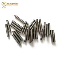 Buy cheap OD3-10 mm,Length 300-330mm tungsten carbide rods YL10.2 grade polished bar from wholesalers