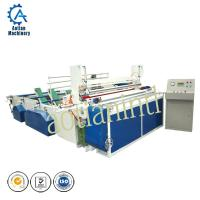 Quality China paper mill Type 1800 Automatic toilet paper roll slitting rewinding machine manufacturers for sale