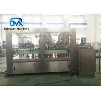 China High Effficiency Liquid Filling Line  4 In 1  Small Bottling Equipment on sale