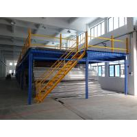 Quality Multi - category warehouse mezzanine storage systems for car accessory for sale