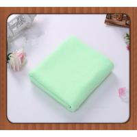 Quality Super Quality 100% cotton 30*30cm Plain cheap green Cotton hand Towel for sale