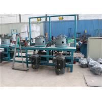 Quality Pulley Type Continuous Wire Rod Drawing Machine Speed 400 M / Min High Output for sale