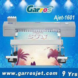 Quality pvc flag banner sticker printing dye sublimation printer machine plotter for sale
