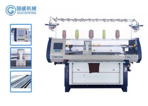 Quality Single System 52 Inch 10G Sweater Computerized Flat Knitting Machine for sale