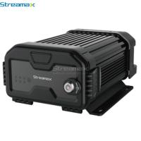 Quality Mobile DVR 6 ch Car Mobile DVR with GPS Tracking for sale