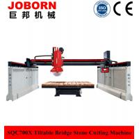 Quality Joborn SQC700X tiltable type stone cutting machine for marble and granite for sale