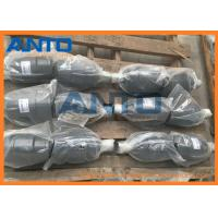Quality Construction Machine CAT 320C 320D Excavator Carrier Roller Black Earth Moving Undercarriage Spare Parts for sale