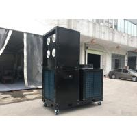 Quality Black Industrial Tent Air Conditioner Drez Portable HVAC Temperary Cooling System for sale