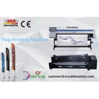 Quality Dual CMYK Automatic Mimaki Textile Printer High Precision With Fast Print Speed for sale