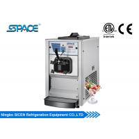 Buy cheap European Standard Soft Serve Frozen Yogurt Machine Table Top CE Approved from wholesalers