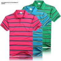 Quality 2012 New Style Men's Cotton T Shirt Short Sleeve T Shirt for sale