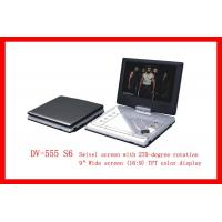 """Buy cheap 9"""" Protable DVD Player With USB and Game (DV-555 S6) from wholesalers"""