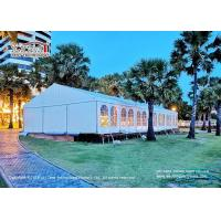 Quality Multi - Function Outdoor Party Event Tents In White / Transparent Color for sale