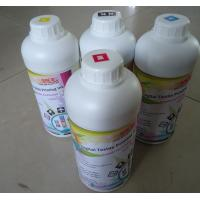 Quality Epson Head Sublimation Printer Ink / Water Based Ink For Coated Materials for sale