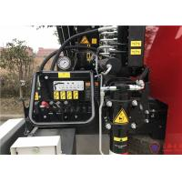 Quality Piston Primer Pump HOWO Chassis Water Tanker Fire Truck 10180×2500×3650mm for sale