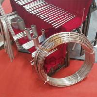 Quality F44 Seamless Stainless Steel Pipe for sale