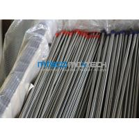 Quality Bright Annealed Stainless Steel Seamless Hydraulic Tube ASTM A213 TP316L ISO for sale