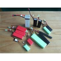 China 25C RC hobby high rate lithium battery on sale