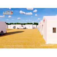 Quality Epidemic Prevention Relief Medical Isolation Tents , TemporaryQuarantineTent for sale