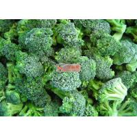 Quality Frozen Broccoli Pieces and Stem IQF freezing Broccoli in carton for sale