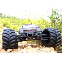 Quality Electric Remote Control RC Cars , 4WD RTR RC Model Monster Truck for sale