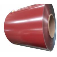 Quality 10mm - 2550mm Width Color Coated Aluminium Coil With PE PVDF FEVE Coating for sale