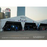 Quality 15 X 50 Meter White Color Movable Outdoor Tents For Sporting Events 500 People for sale