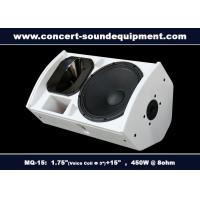 """Quality Conference Room Audio Systems , 1.75"""" + 15"""" Plywood 450W Full Range Speaker For Installation for sale"""