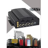 Quality Truck Hybrid HDD 4 Camera Vehicle DVR 720P Support 3/4G WIFI GPS Function for sale