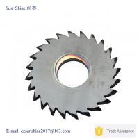 China Customized tungsten carbide circular cutter carbide saw blades with hard wear resistance and long life on sale