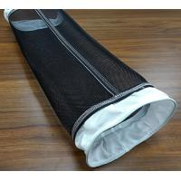 China Anti Acid Industrial Filter Cloth Polyester Belt Net Bag For Undersea Breeding on sale