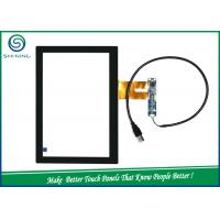 Quality 10.1 Inches Glass To ITO Glass Large Capacitive Touch Screen For MID Smart Appliances for sale