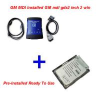 GM MDI China With Installed GM mdi gds2 tech 2 win software
