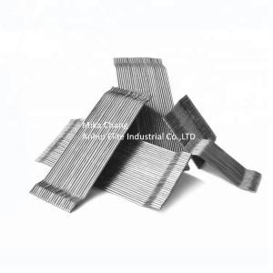 Quality Glued Hooked End Steel Fiber Used In Concrete For Shotcrete ELT-65/35 for sale