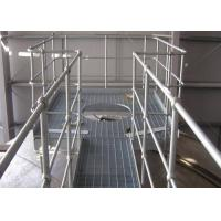 Quality Galvanised Steel Handrail Mild Steel For Municipal Guardrail Decoration for sale