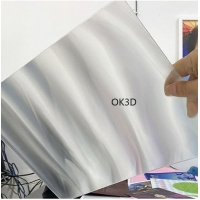 Quality Supply Lenticular sheet material 100lpi 0.35mm /0.58mm lens sheet plastic lenticular for 3d lenticular printing Vietnam for sale