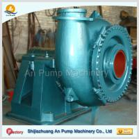 Quality high head electric sand gravel pump for sale