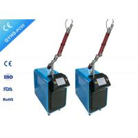 China 1064nm 532nm ND YAG Laser Tattoo Removal Machine Pigmentation Freckle Removal on sale