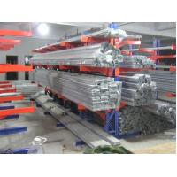 Quality Custom metal cantilever storage racks , heavy duty cantilever racking for sale