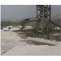 China Quartz / Silica Sand Processing Equipment For Hydrochloric Acid / Sulfuric Acid on sale