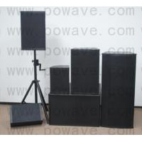 Quality MVP Series Professional Active Speaker All Size Full Range Speaker and Subwoofer for Portable Live Sound for sale