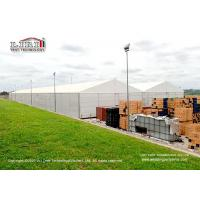 Quality Clear Span Heavy Duty Pvc Marquee Tent / Warehouse Storage Tent for sale