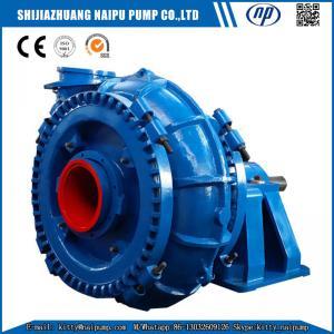Quality Naipu Pump Factory 12 inch High Chrome Alloy A05 Sand Gravel Pump for sale