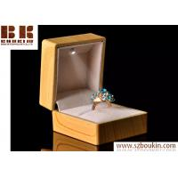 Buy cheap Japan Feature Cheap Wooden Necklace and Hand Jewelry Box with Led light from wholesalers