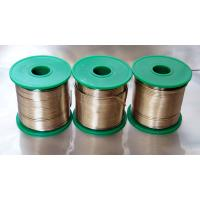 China Low melting point Environmental stainless steel automatic self brazing solder on sale