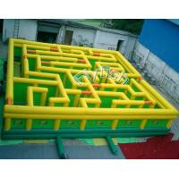 China inflatable laser tag arena on sale