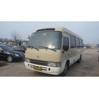 Buy 20 Passengers Toyota Coaster Second Hand 2013 Year With Strong Engine at wholesale prices